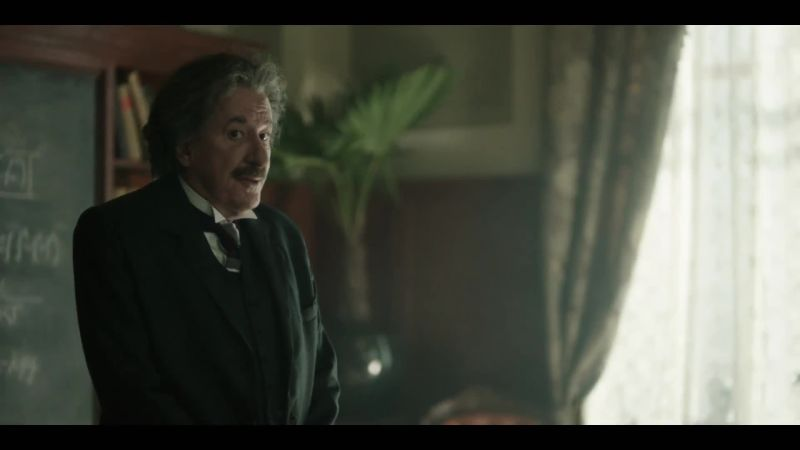 Vanity Fair: See Geoffrey Rush Star in Genius - National Geographic's Albert Einstein Miniseries